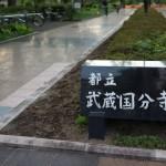 歴史のかおる緑と水のオアシス、 武蔵国分寺公園。