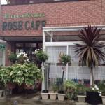 昨日に引き続き、「ローズカフェ」をご紹介