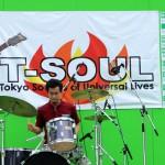真夏の野外音楽祭『T-SOUL』