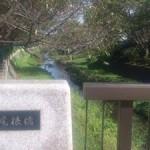 新次郎池から野川へ