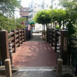 歴史ある橋