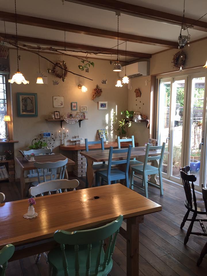 素敵なスタジオ付きカフェ