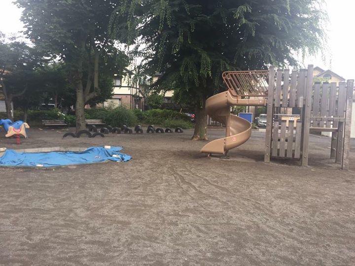 笑顔が集まる公園