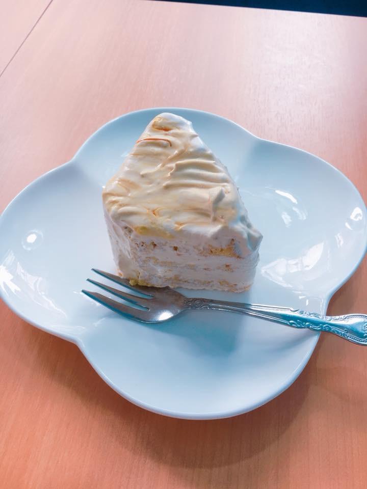 夏にピッタリなケーキ♪